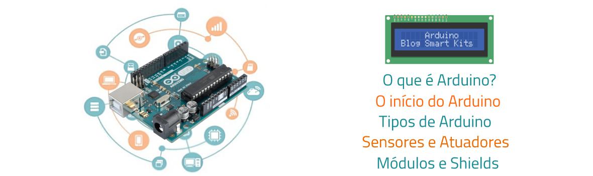 Modelos e tipos de Arduino