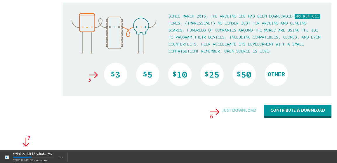 IDE Arduino